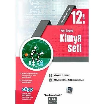12. Sýnýf Fen Lisesi Kimya Seti Çap Yayýnlarý
