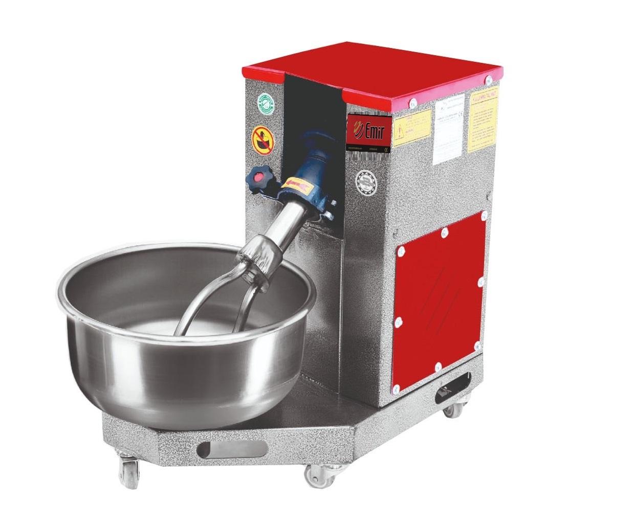 emir devirmeli 10 kg hamur yogurma makinesi fiyati 2 478 00 tl