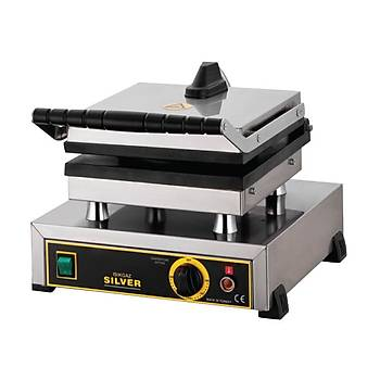 Iþýkgaz Silver Tekli Waffle Makinesi