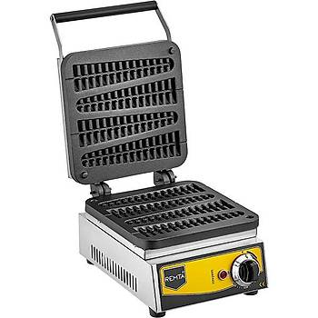 Remta Çubuk Waffle 4 lü Modeli Makinesi