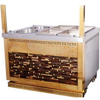 Emir Yemeklik Sulu Sistem Gold Model 16+2
