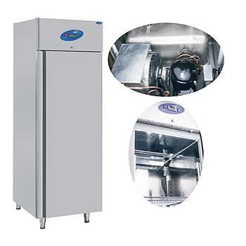 Dikey Monoblok Buzdolabý Model: CS-DBLK 700-M