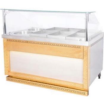 Emir Yemeklik Kuru Sistem Gold Model 8+2