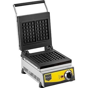 Remta Kare Model Waffle Makinesi