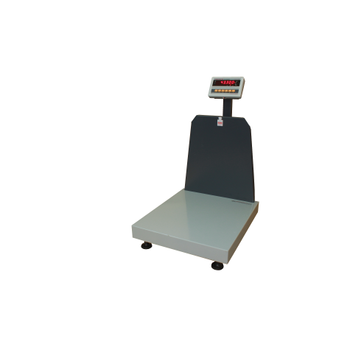 Arester SC+LCD 60x70 600 KG Elektronik Baskül