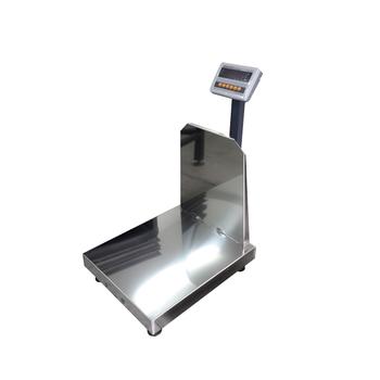 Arester EKO-LED 40x50 150 KG Paslanmaz Elektronik Baskül
