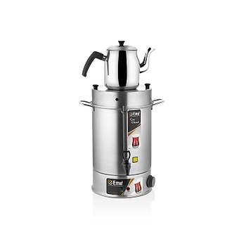 Emir Semaver Çay Makinesi Çay Otomatý 80 Bardak