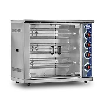Pimak M004-DE Dip Tip Piliç Çevirme Makinesi 15'LÝ