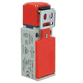 L5K23LUM321 Kıvrık Metal Anahtarlı Emniyet (Güvenlik) Sivici EMAS