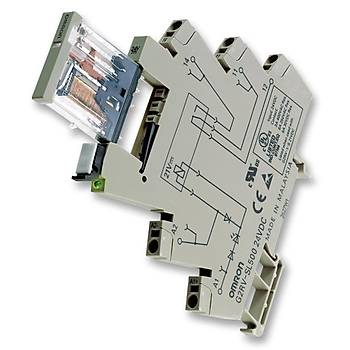 G2RV-SL701 24VDC Slim Röle + Soket (PLC Rölesi) OMRON