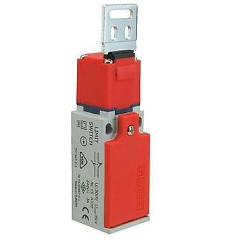 L5K23LUM322 Düz Metal Anahtarlı Emniyet (Güvenlik) Sivici EMAS
