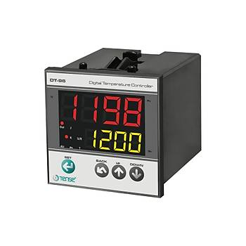 DT-96 Termokupl Tipi Seçilebilir 96x96mm Dijital PID Isı Kontrol Cihazı TENSE