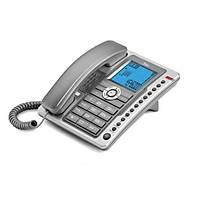 TTEC PLUS TK6101 MASAÜSTÜ TELEFON GÜMÜŞ