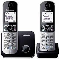 Panasonic KXTG 6812Çift El Cihazlı Dect Telefon