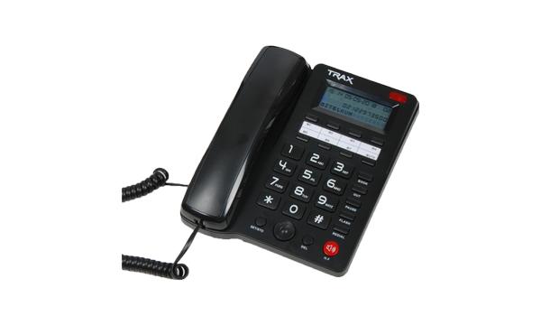 TRAX TC 603 CID MASAÜSTÜ TELEFON MAKÝNASI