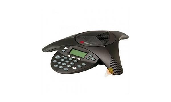 Polycom Sound Station2 Analog Konferans Telefonu