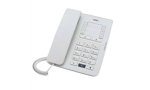 Karel TM142 Analog Masaüstü Telefon