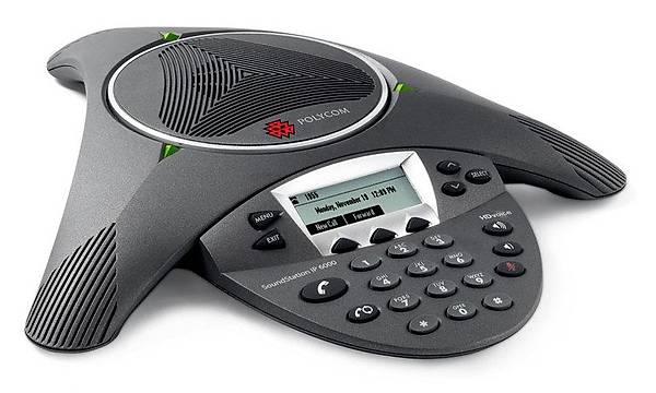 POLYCOM SOUND STATION IP6000 KONFERANS TELEFONU