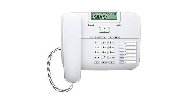 GÝGASET DA 710 EKRANLI MASAÜSTÜ TELEFON MAKÝNASI