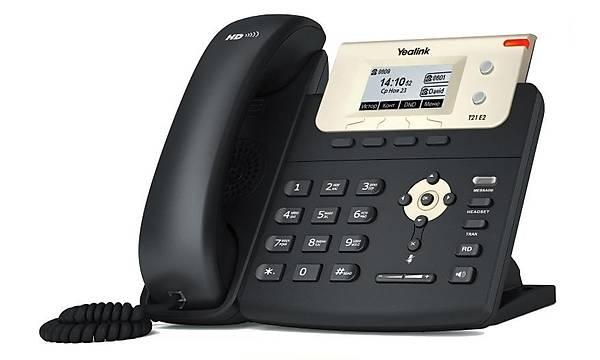 YEALINK SIP T21P E2 IP POE ENTERPRISE TELEFON