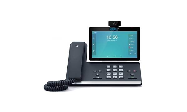 VP128 IP VÝDEO TELEFON DOKUNMATÝK EKRANLI