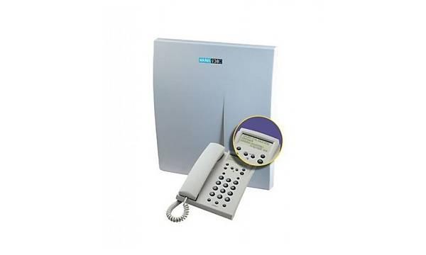 Karel MS38C 4 Dýþ 8 Ýç Hat Numarayý Gösteren Telefon Santrali