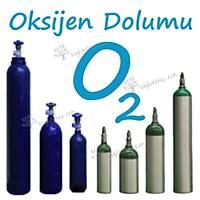 Oksijen Tüp Dolumu