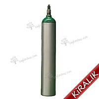 680 lt Aluminyum Oksijen Tüpü -  Kiralýk