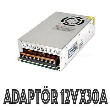 Adaptör 12 Volt 30 Amper
