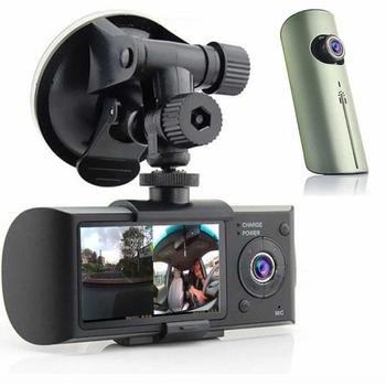 Navigold 2.7'' Çift Yönlü Araç içi Kamera Gps dVR