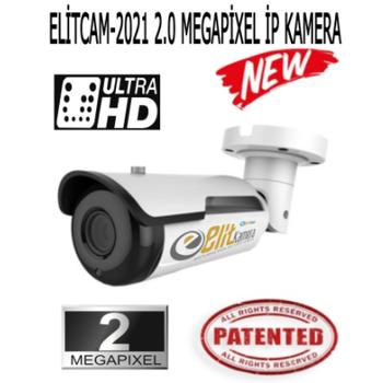 Elitcam-2021 Megapixel Ýp Kamera
