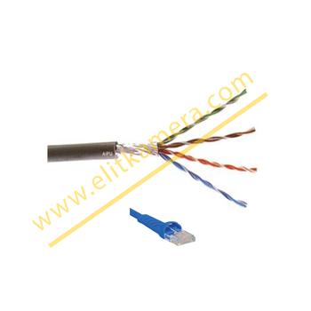 Nexans Cat6 Saf Bakýr Ethernet Kablosu 305 Metre