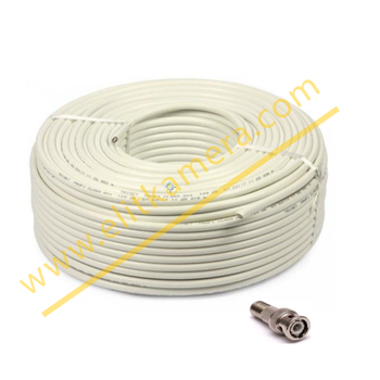 Cctv Kablo 4+1 0.50 mm 100 Metre