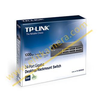 Gigabit Switch 24 Port 10/100/1000 ( TP-LÝNK )