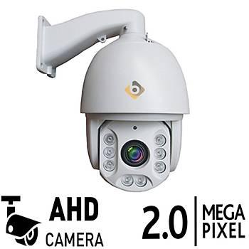 Elitcam 7042 2.0 Megapixel Ahd Speeddome Kamera