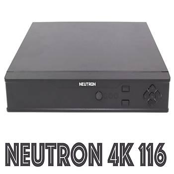 Neutron Tra-Svr-4K116 16 Kanal 4K Ahd  Kayýt Cihazý