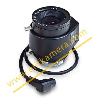 3,5-8 MM Auto Iris Lens