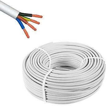 Ttr Kablo 2X0,75 ( 100 Metrelik Top )
