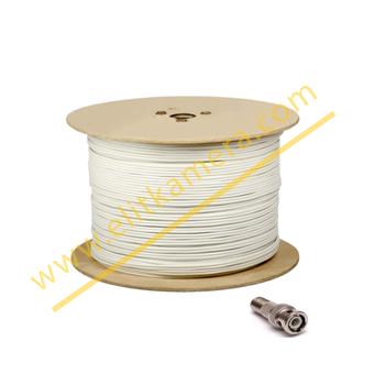 Cctv Kablo 4+1 0.22 mm 500 Metre