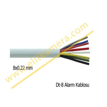 Alarm Kablosu Dt8