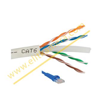 Cat-6 Network Kablosu 305 Metre Saf Bakýr  Nexans