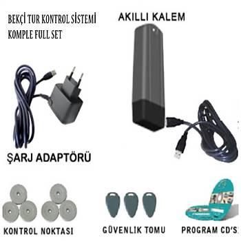 Bekçi Kontrol Sistemi Komple Set