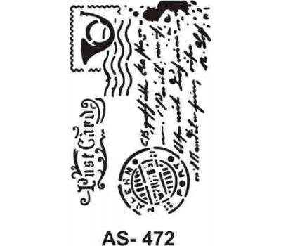 En Ucuz Cadence As 472 A4 Stencil Kolay Boyama şablonu Nevzatcam