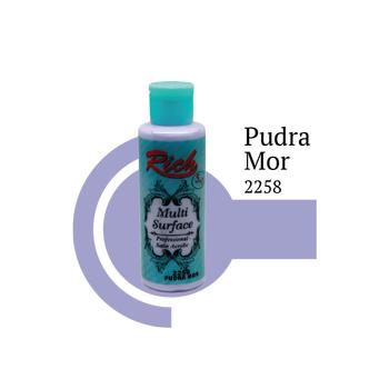 Rich 130 cc 2258 Pudra mor Multisurface boya
