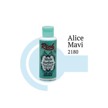 Rich 130 cc 2180 Alice mavi  Multisurface boya