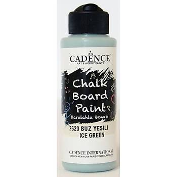 Cadence 120 ml 2620 Buz Yeþili Kara Tahta Boyasý (Chalk Board Paint )