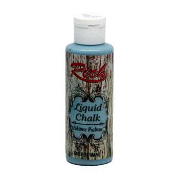 Rich 130 cc 658 Ege mavi eskitme pudrasý ( Liquid chalk )