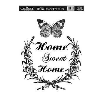 Cadence HDT-42 25 X 35 cm Home Dekor  Transfer