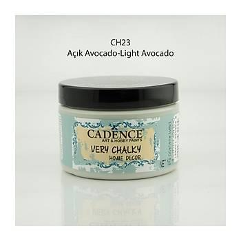 Cadence 150 ml ch-23 Açýk Avakado Very Chalky Home Decor