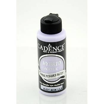 Cadence 120 ml 031 Açýk Lila Multisurface  boya